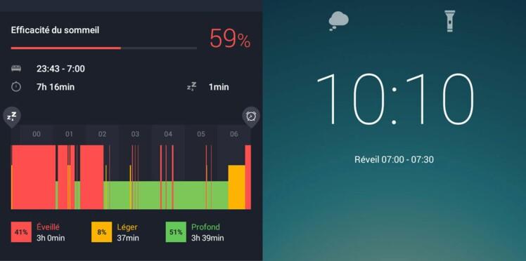 J'ai testé la nouvelle appli sommeil : Sleep Better de Runtastic