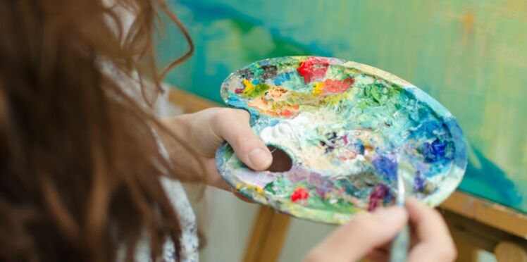 L'art, un anti-stress efficace ?