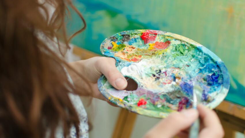 L'art, un anti-stress efficace ?