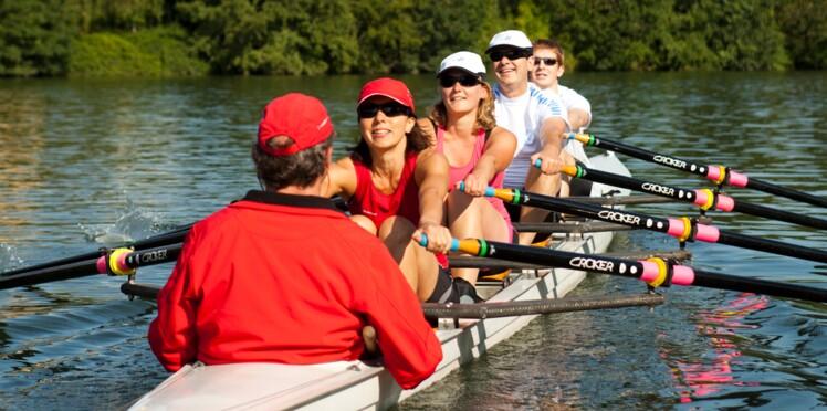L'aviron : top pour se muscler et rester en bonne santé
