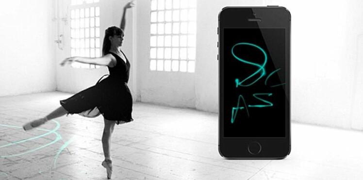 Des ballerines connectées pour créer une œuvre d'art !