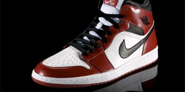 """Une paire de baskets anniversaire pour les 25 ans de la """"Air Jordan"""""""