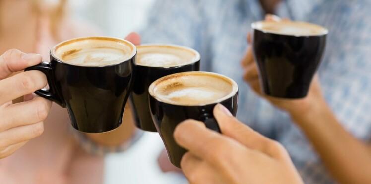 Boire 3 à 4 cafés par jour, c'est bon pour la santé