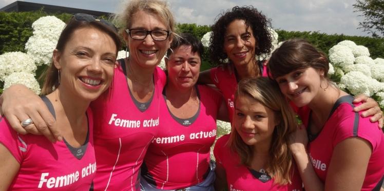 Contre le cancer du sein : on court, on donne !