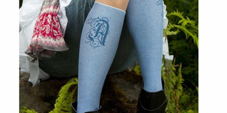 La chaussette de contention se pare de couleurs pour mêler confort, bien-être et beauté