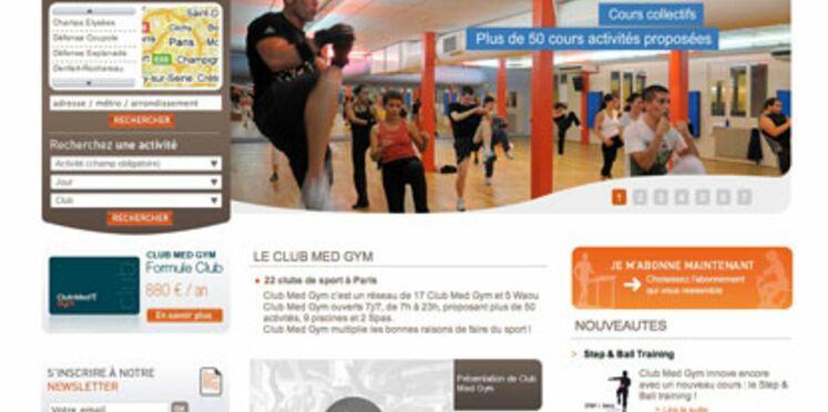 Club Med Gym lance sa boutique en ligne
