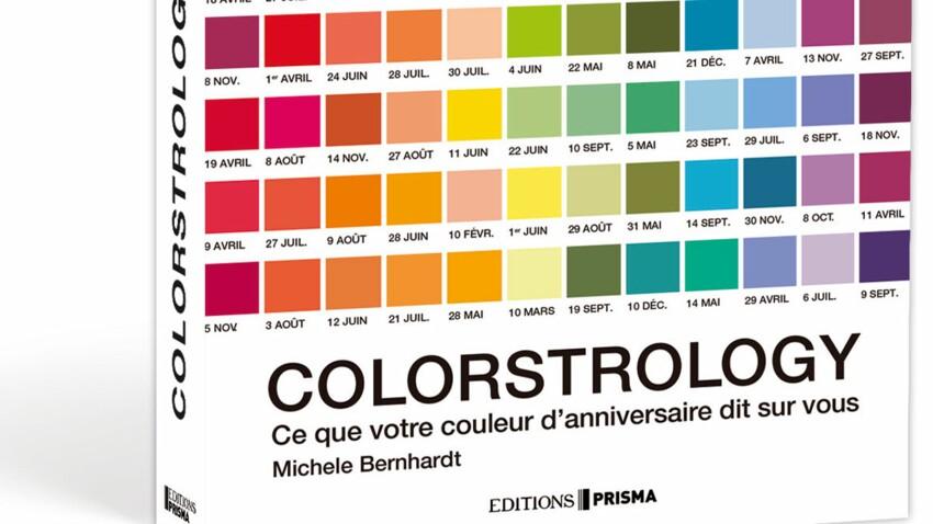 Colorstrology : ce que les couleurs disent de vous