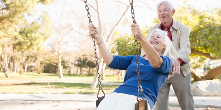 Le bénéfice d'un couple heureux perdure après la mort du conjoint