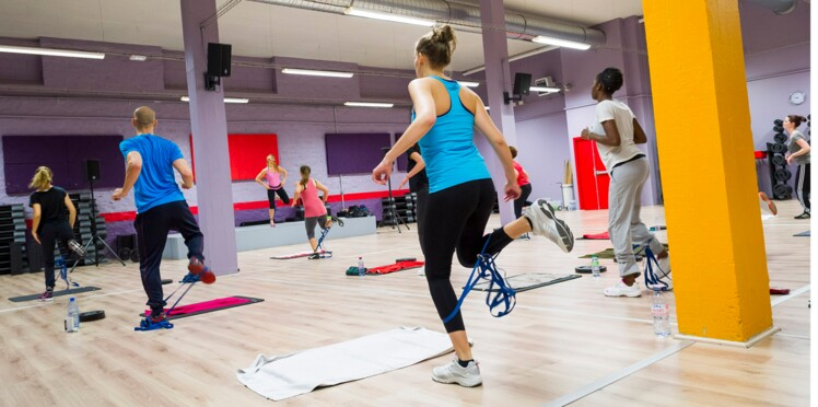 Des cours de fitness gratuits dans le métro parisien