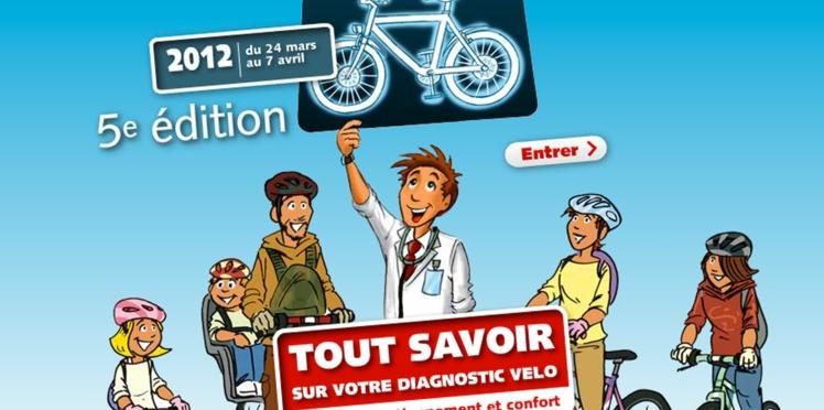 Une révision gratuite de votre vélo