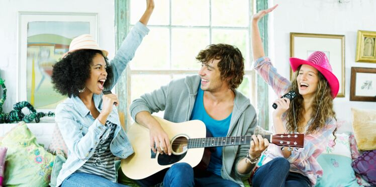 Les extravertis seraient de bons chanteurs !