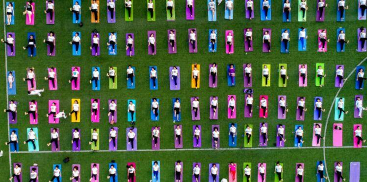 Le 21 juin, c'est la fête internationale du yoga