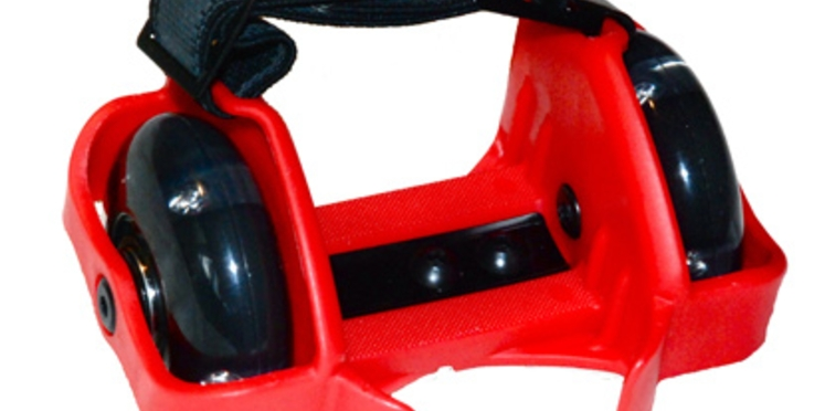 Flashing Roller : des roues sous les talons pour une marche active
