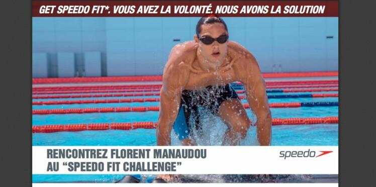 Venez rencontrer (et défier) Florent Manaudou !