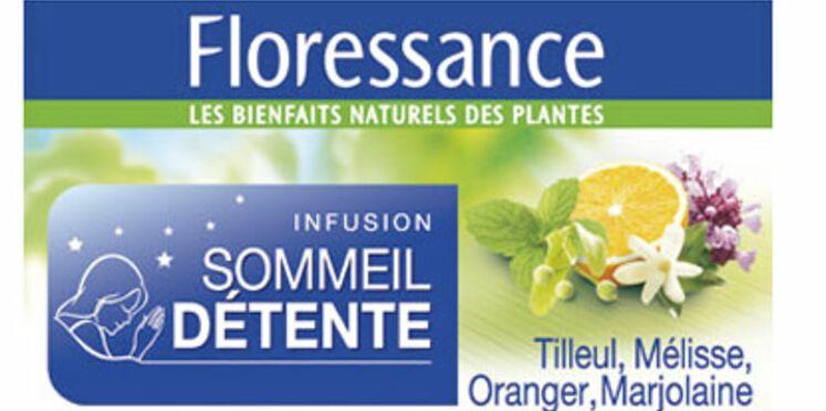 Floressance : une infusion pour retrouver le sommeil