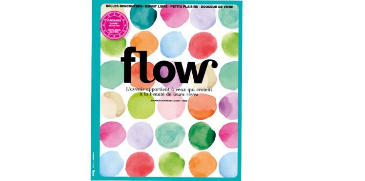Flow, le magazine qui donne envie de prendre du temps pour soi