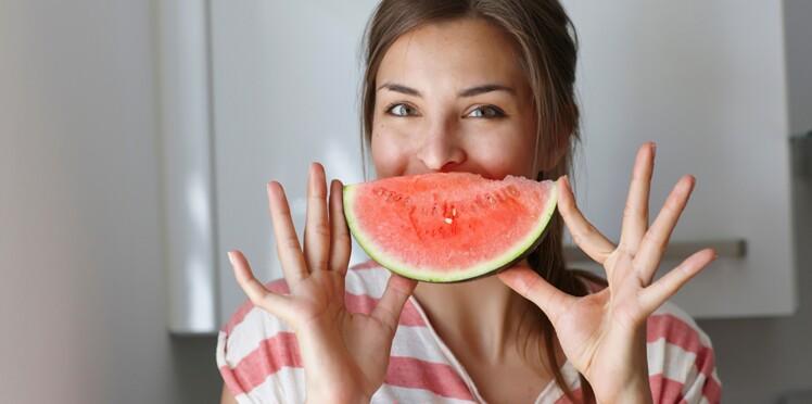 Pour être heureuse, mangez 8 fruits et légumes par jour !