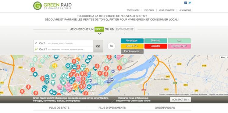 Green Raid : les meilleures adresses lifestyle de la capitale