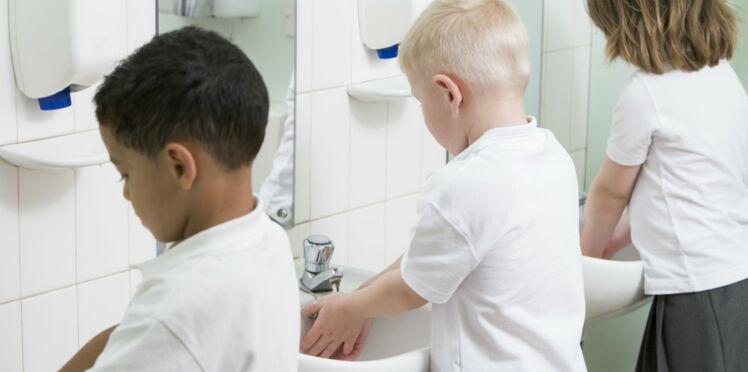 L'hygiène des toilettes à l'école inquiète les parents d'élèves