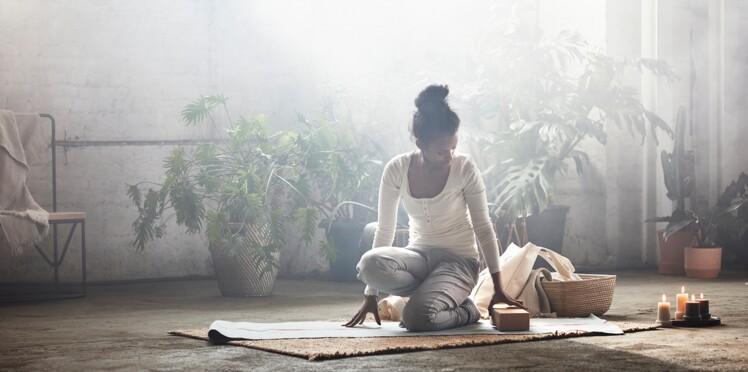 Ikea propose pour la première fois une collection dédiée au yoga : découvrez-la