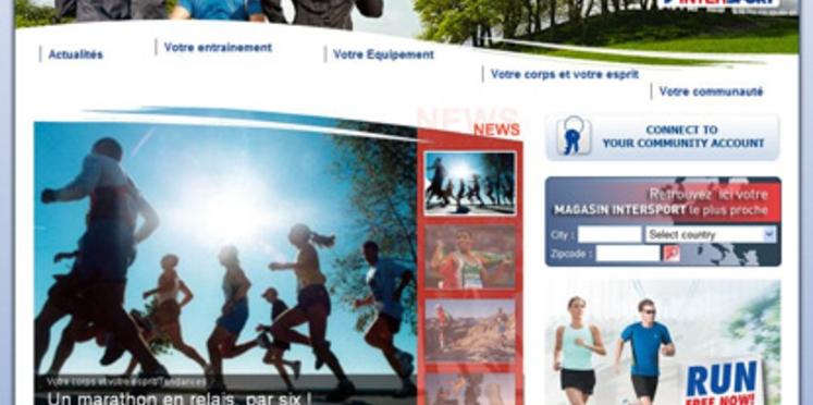 Intersport crée un site communautaire consacré au running