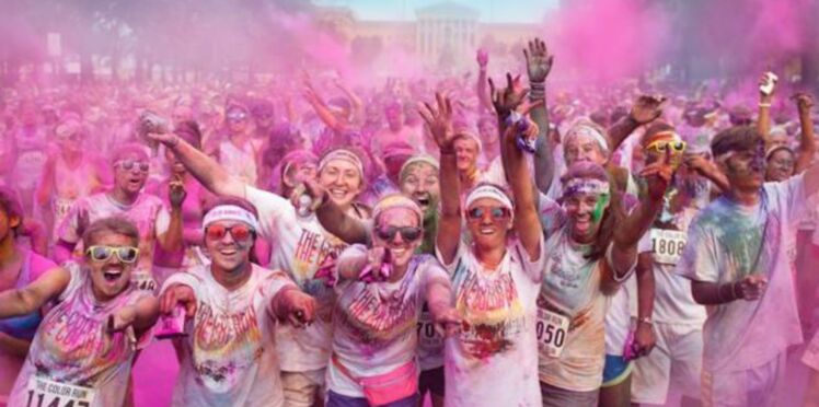 J'y étais… à la Color Run