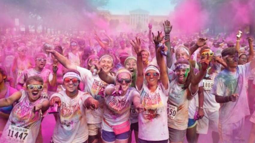 J'y étais… à la Color Run