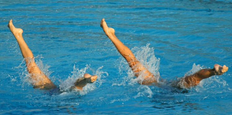 JO : zoom sur la natation synchronisée