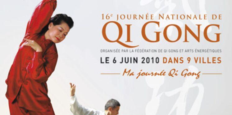 De nombreux ateliers anti-stress à l'occasion de la Journée nationale du Qi Gong
