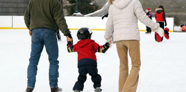 La zumba s'empare de la patinoire de l'Hôtel de Ville à Paris pour la bonne cause