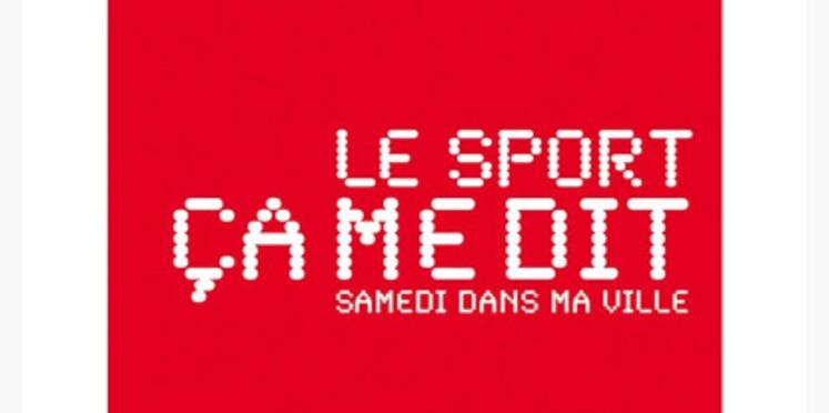 """Première édition de l'opération """"Le sport, ça me dit"""""""