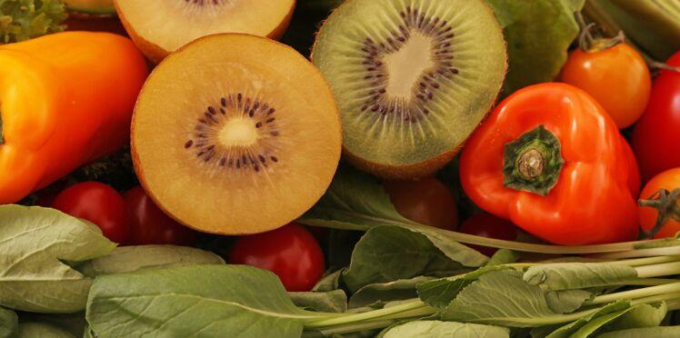 Manger plus de fruits et légumes frais pourrait améliorer votre humeur