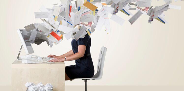 Bien-être au travail : les mails génèrent stress et anxiété