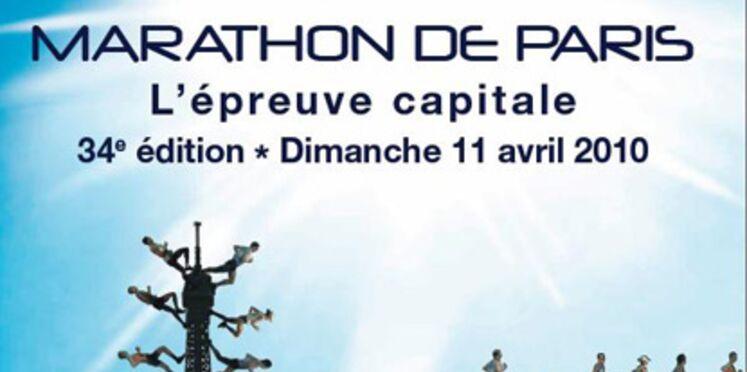 Le 34ème Marathon de Paris a lieu dimanche