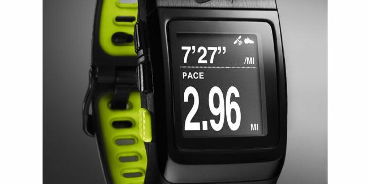 Nike lance une montre intelligente pour les adeptes du footing