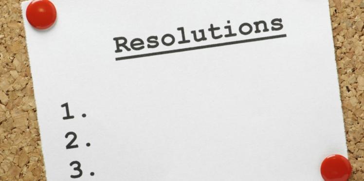 Les nouvelles résolutions des Français pour 2014