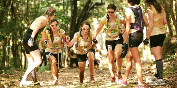 Raid Amazones : 270 femmes se dépassent pour la bonne cause !