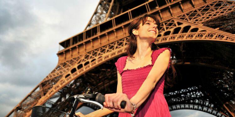 Une randonnée à vélo 100% féminine à Paris