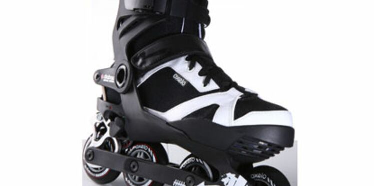 Rollers : Décathlon invente le système de freinage facile
