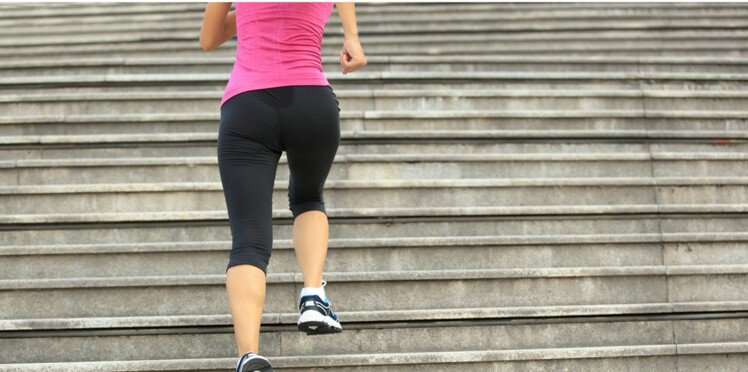 Vertigo, une course d'escaliers fun et solidaire