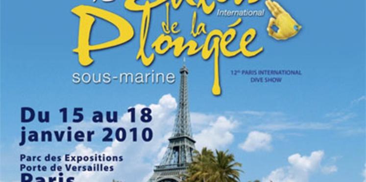 12ème édition du Salon de la plongée sous-marine