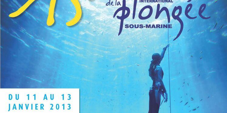 Salon de la Plongée : s'initier à l'apnée avec le champion du monde