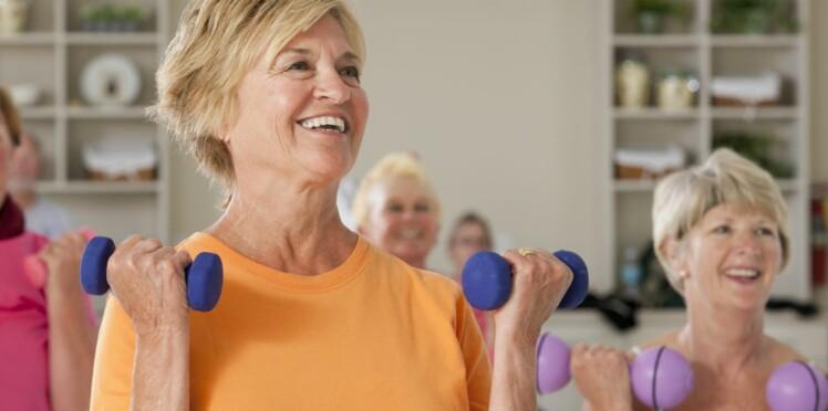 Seniors : la musculation aide à vivre plus longtemps