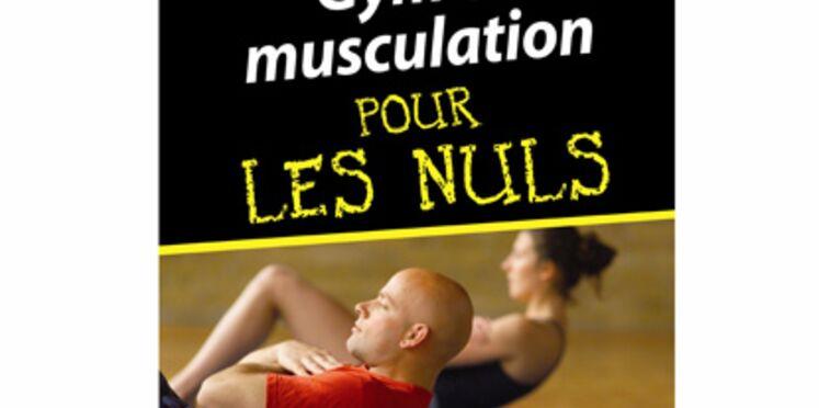 Sortie du livre Gym et musculation pour les nuls