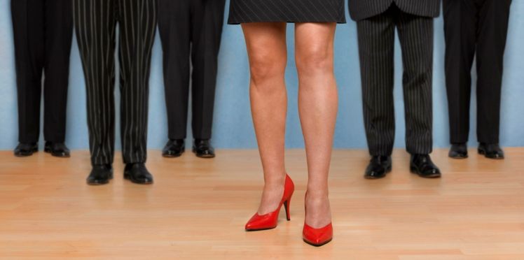 Les femmes qui travaillent avec une majorité d'hommes sont plus stressées