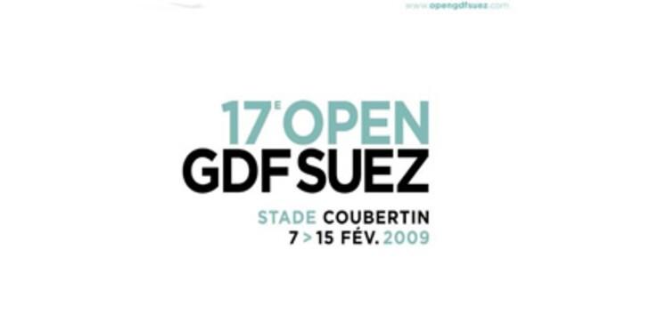 Tennis : 17ème Open GDF Suez du 7 au 15 février