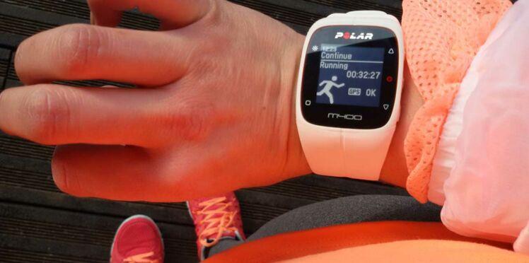 J'ai testé la Polar M400 pour une préparation marathon