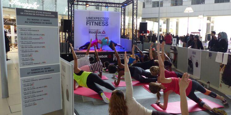 Unexpected Fitness : testez gratuitement les dernières tendances sport