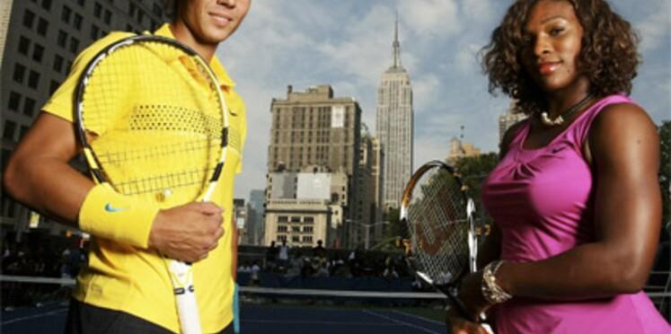 US Open 2009 : Nike dévoile les tenues de Rafaël Nadal et Serena Williams