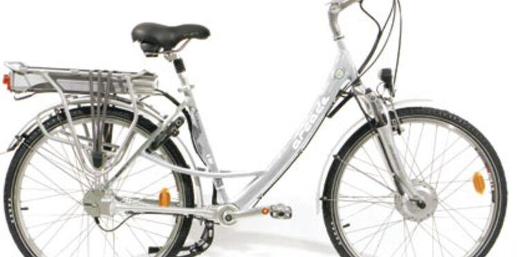 Arcade lance une collection de vélos électriques sans chaîne